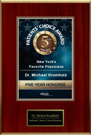 Castle Connolly top Doctor Award 2013